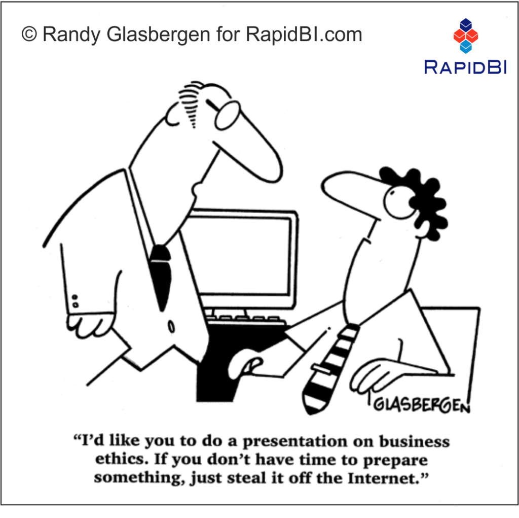 RapidBI Daily Business Cartoon #149