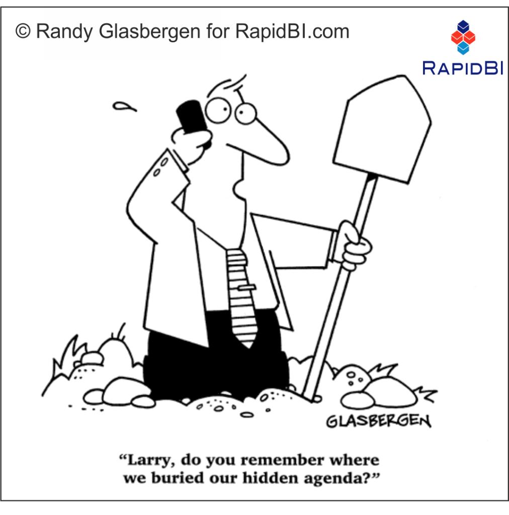 RapidBI Daily Business Cartoon #151