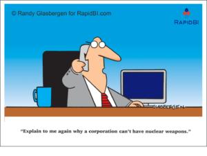 RapidBI Daily Business Cartoon #154