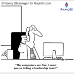 RapidBI Daily Business Cartoon #158