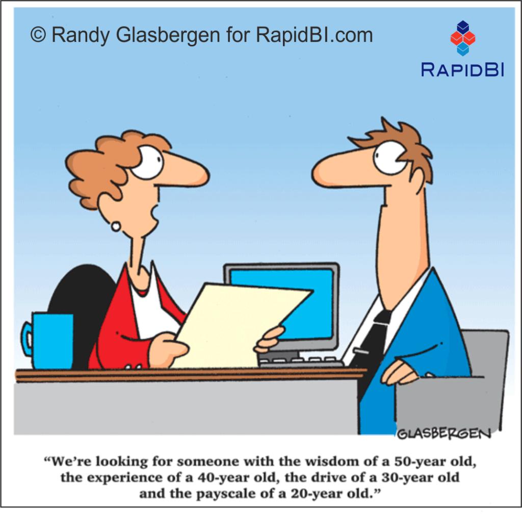 RapidBI Daily Business Cartoon #160