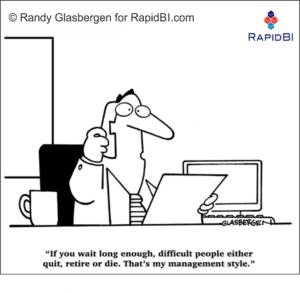 RapidBI Daily Business Cartoon #164