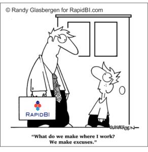 RapidBI Daily Business Cartoon #168