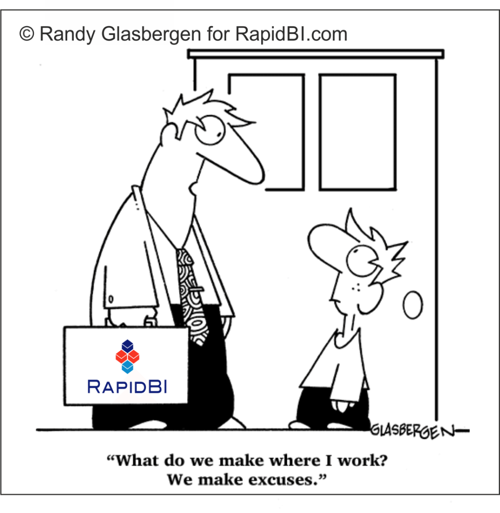 RapidBI Daily Business Cartoon #168