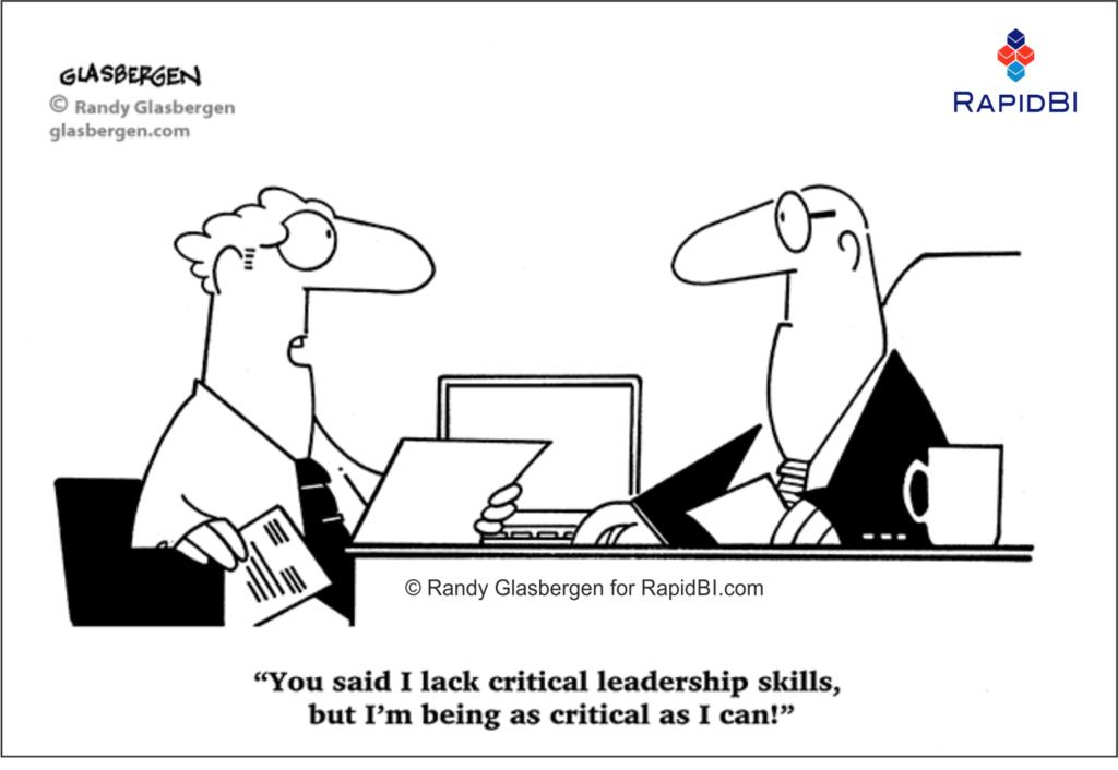 RapidBI Daily Business Cartoon #170