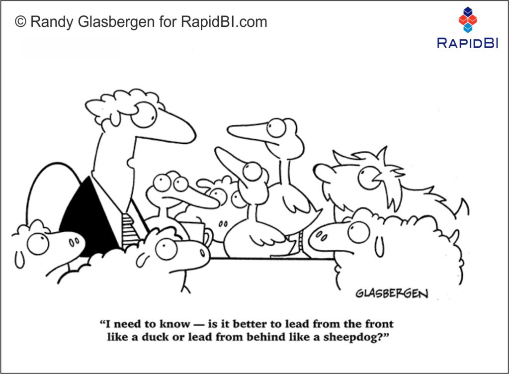 RapidBI Daily Business Cartoon #171