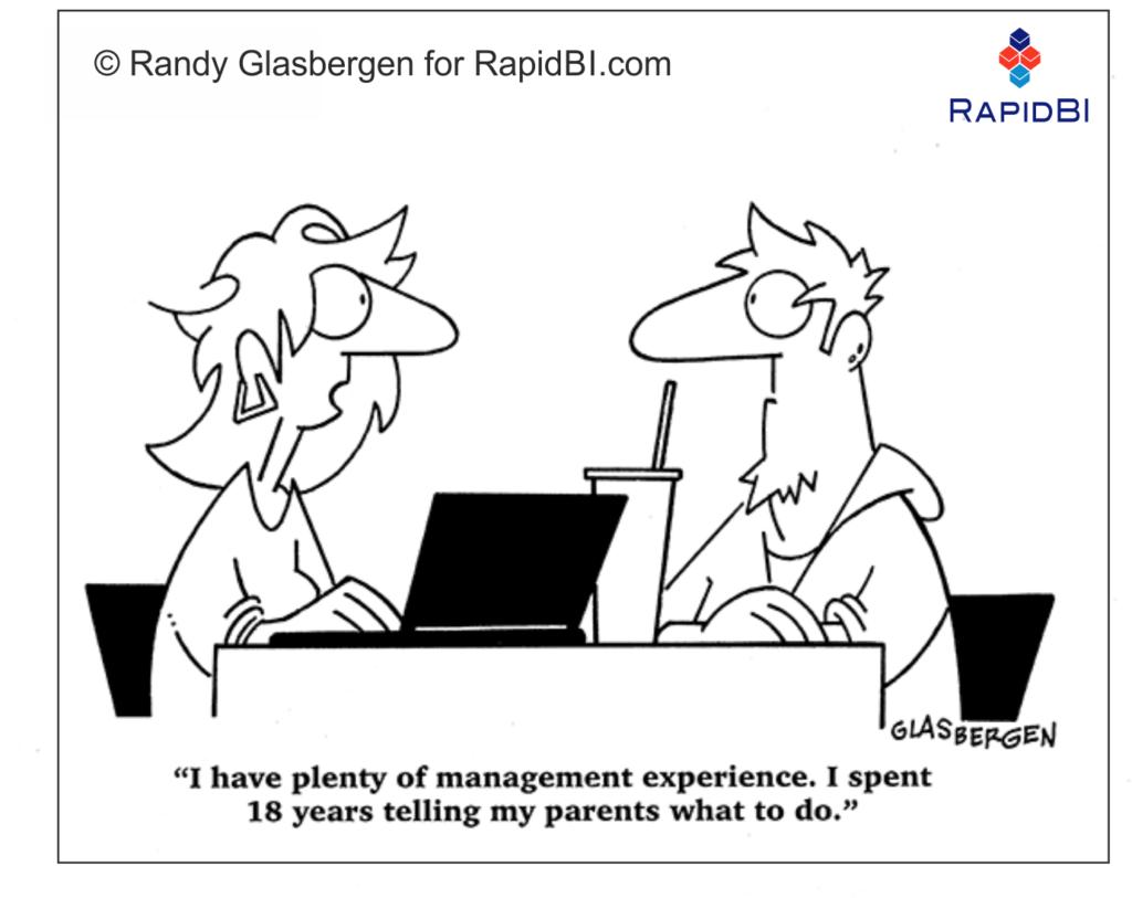 RapidBI Daily Business Cartoon #173