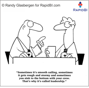 RapidBI Daily Business Cartoon #176