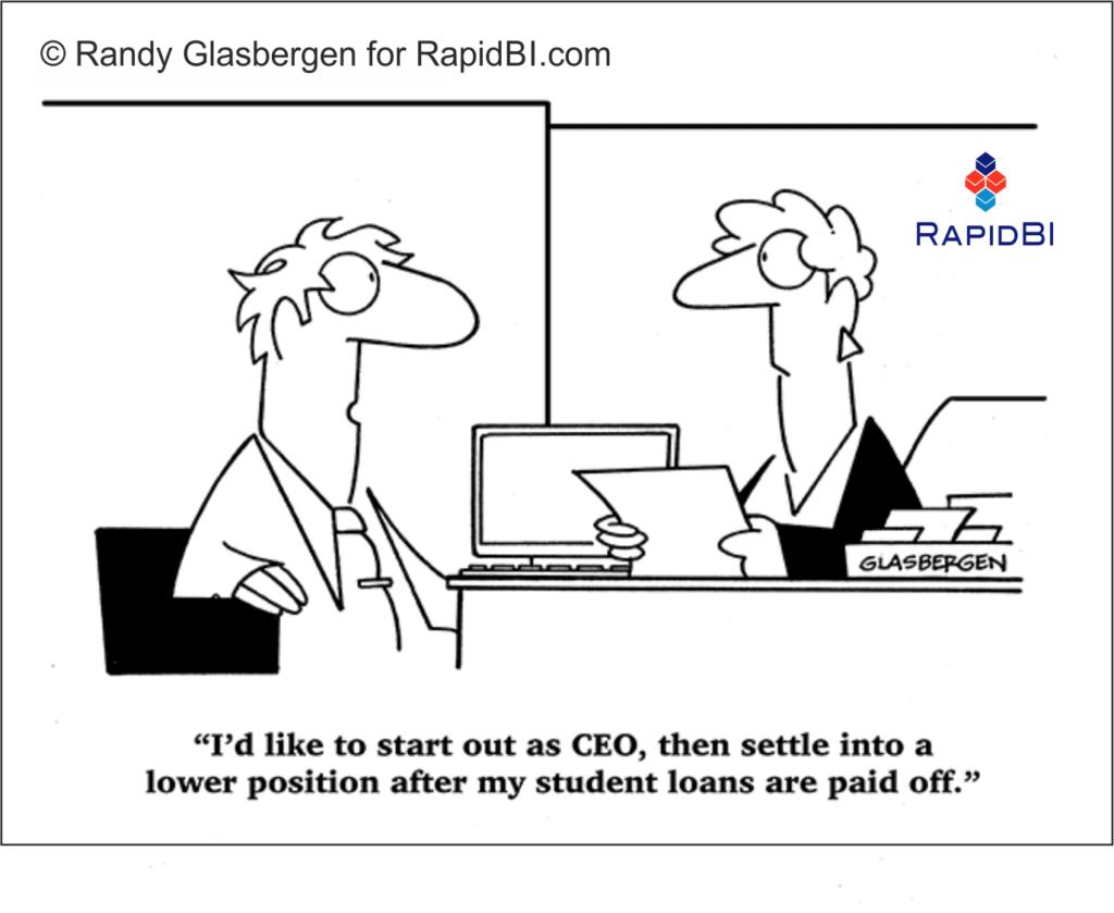 RapidBI Daily Business Cartoon #177