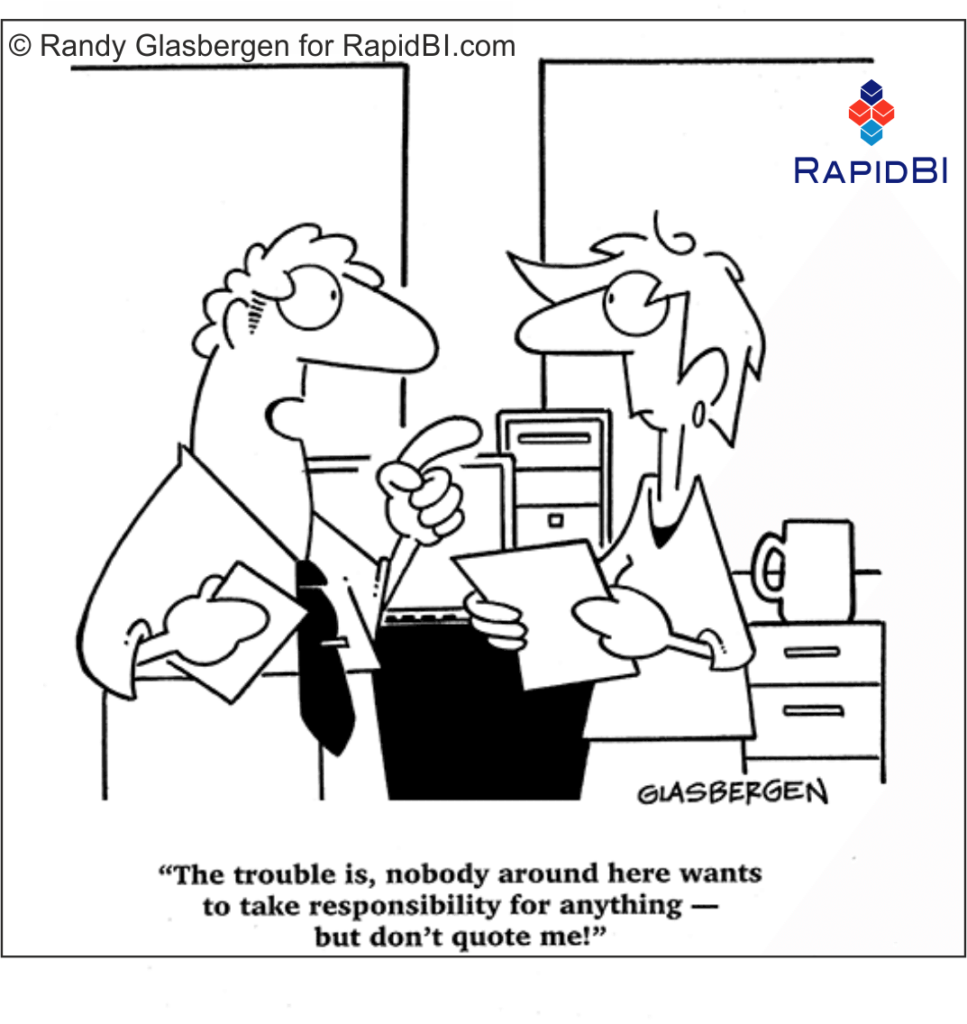 RapidBI Daily Business Cartoon #178