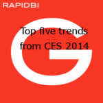 Top five trends from CES 2014