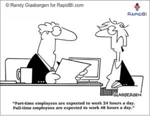 RapidBI Daily Business Cartoon #180