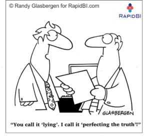 RapidBI Daily Business Cartoon #181)