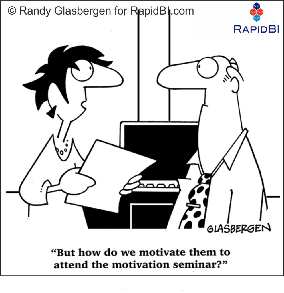 RapidBI Daily Business Cartoon #182