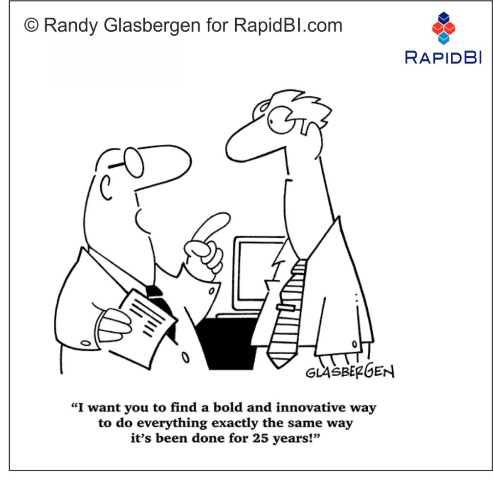 RapidBI Daily Business Cartoon #185