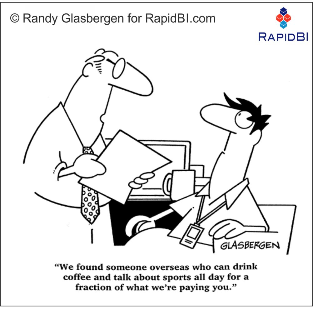 RapidBI Daily Business Cartoon #187