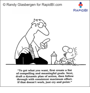 RapidBI Daily Office Cartoon #188