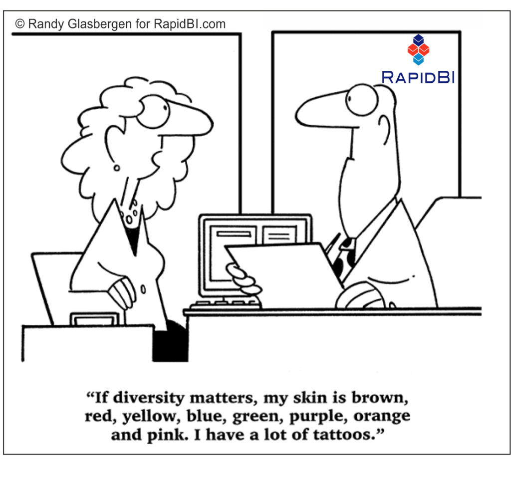 RapidBI Daily Business Cartoon #18