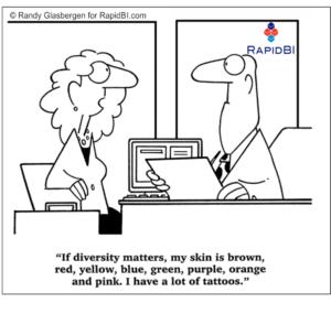 RapidBI Daily Business Cartoon #18