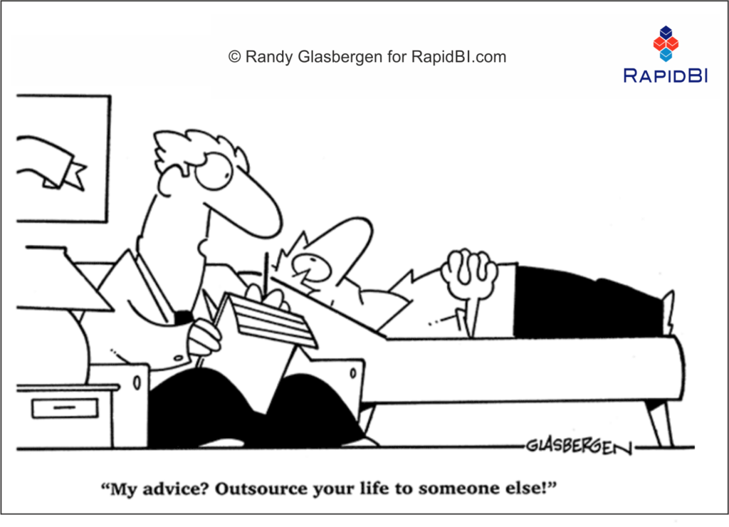 RapidBI Daily Business Cartoon #191