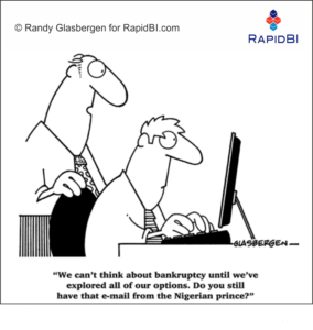 RapidBI Daily Business Cartoon #192