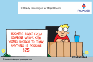 RapidBI Daily Business Cartoon #194