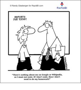 RapidBI Daily Business Cartoon #196