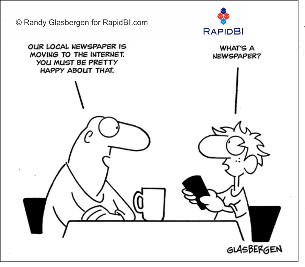 RapidBI Daily Business Cartoon #198