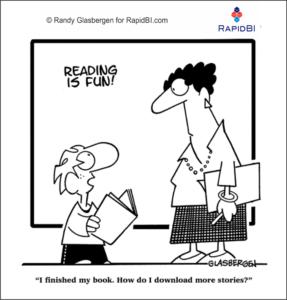 RapidBI Daily Business Cartoon #203