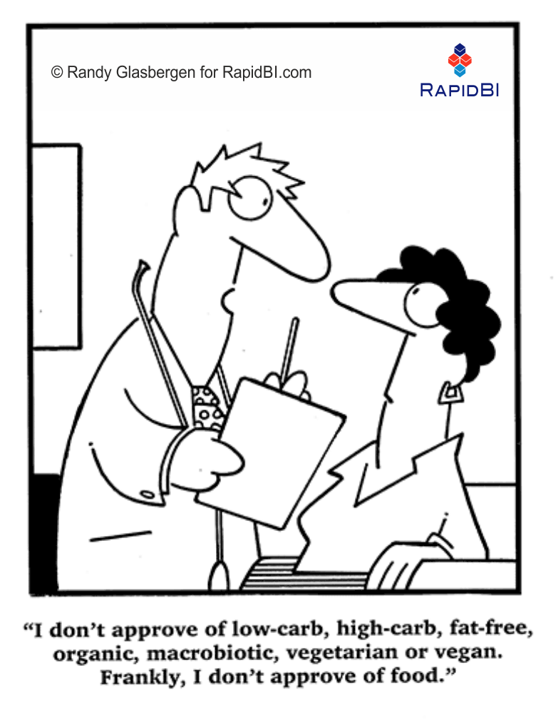 RapidBI Daily Business Cartoon #204