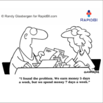 RapidBI Daily Business Cartoon #206