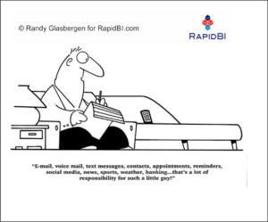 RapidBI Daily Business Cartoon #210