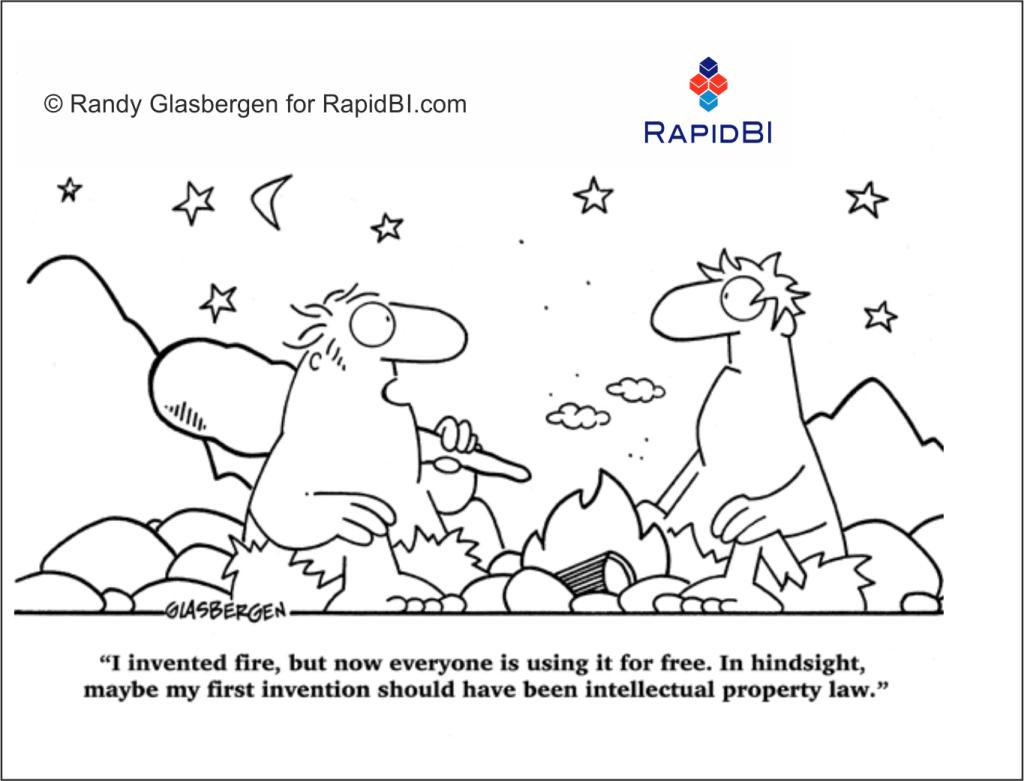 RapidBI Daily Business Cartoon #215