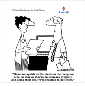 RapidBI Daily Business Cartoon #216