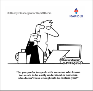 RapidBI Daily Business Cartoon #205
