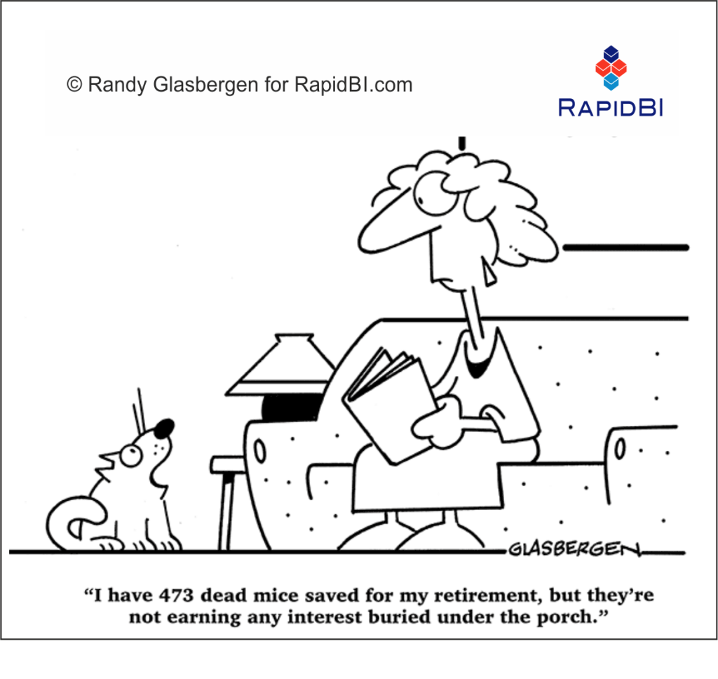 RapidBI Daily Business Cartoon #218