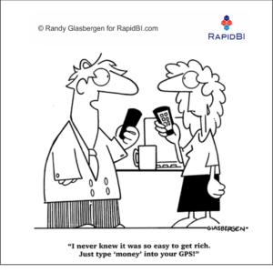 RapidBI Daily Business Cartoon #219