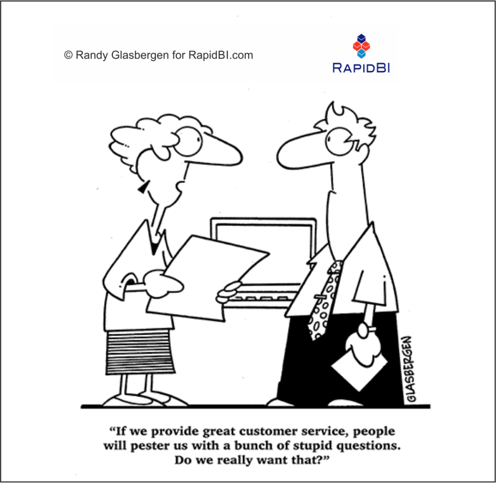 RapidBI Daily Business Cartoon #221
