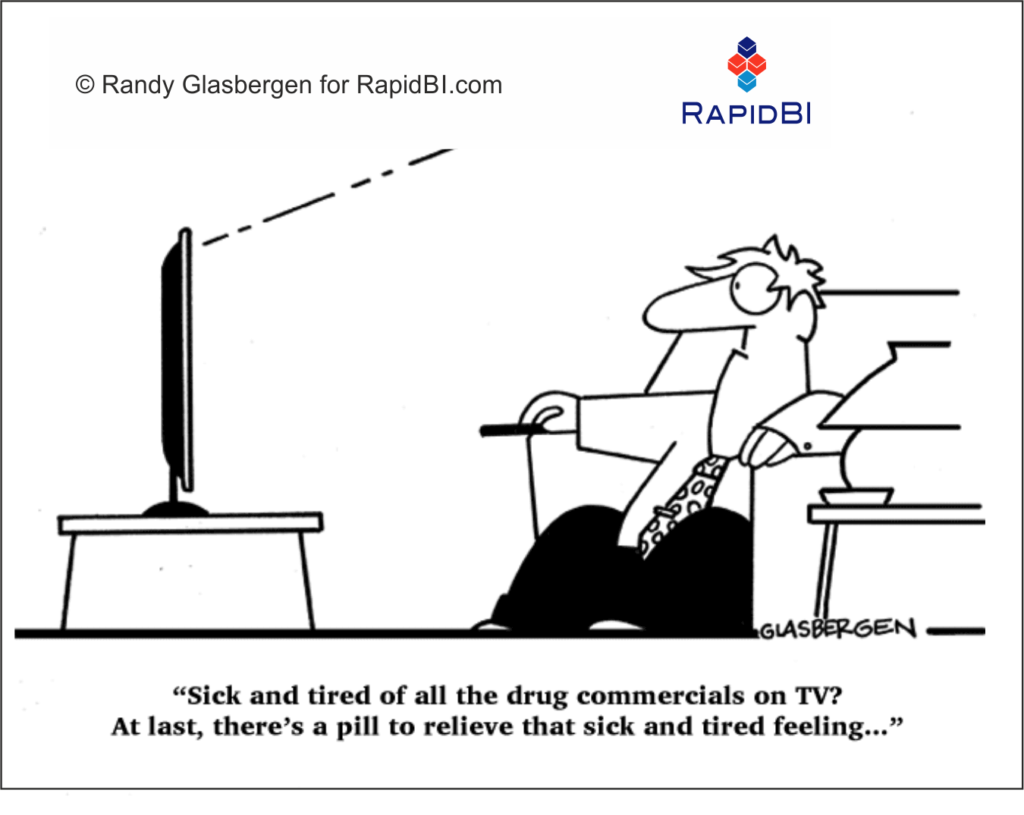 RapidBI Daily Business Cartoon #226