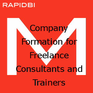 Company Formation for Freelance Consultants and Trainers