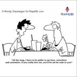 RapidBI Daily Business Cartoon #228