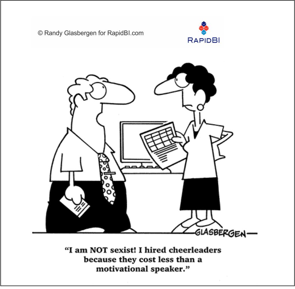 RapidBI Daily Business Cartoon #232