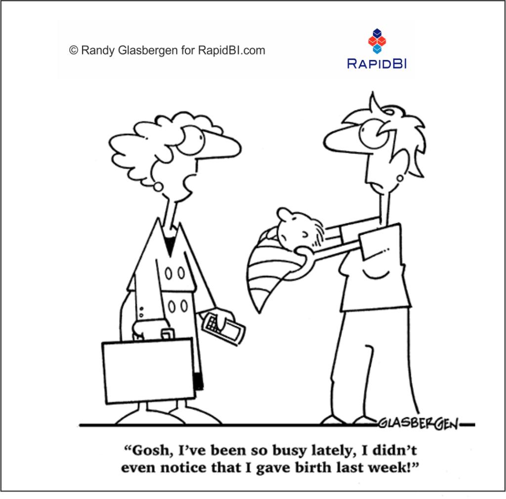 RapidBI Daily Business Cartoon #233