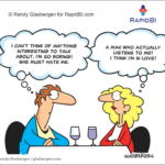 RapidBI Daily Business Cartoon #235