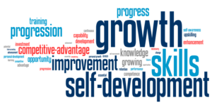Learning 7 development one word