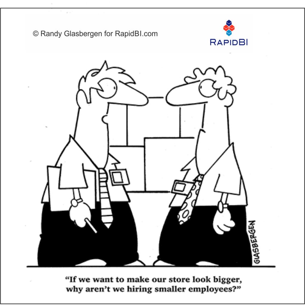 RapidBI Daily Business Cartoon #240