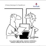 RapidBI Daily Business Cartoon #241