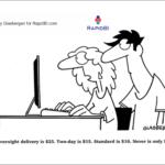 RapidBI Daily Business Cartoon #244