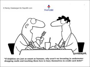 RapidBI Daily Business Cartoon 245