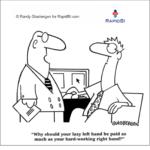 Fun Friday Office Cartoon #250